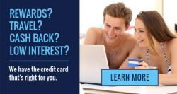 Credit Cards. Learn More