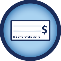 Icon routing number