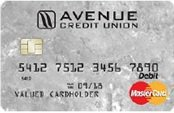 004 Grey Marble debit card
