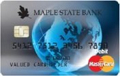 018 Earth Globes debit card